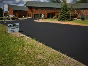Northland Sealcoat and Asphalt Repair Project
